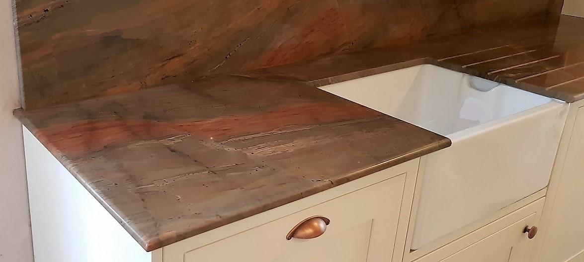 Distinctive Quartzite Worktops that Will Make Your Kitchen Unique