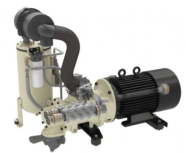 The Advantages Of Choosing Oil Free Rotary Screw Air Compressors