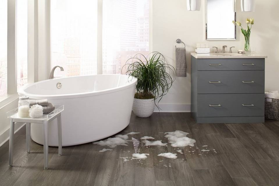 Ceramic Tile – A Family Friendly Bathroom Flooring