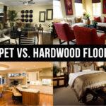 Benefits of Hardwood Flooring Vs Carpet Flooring
