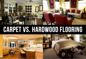 Benefits of Hardwood Flooring Vs Carpet Flooring