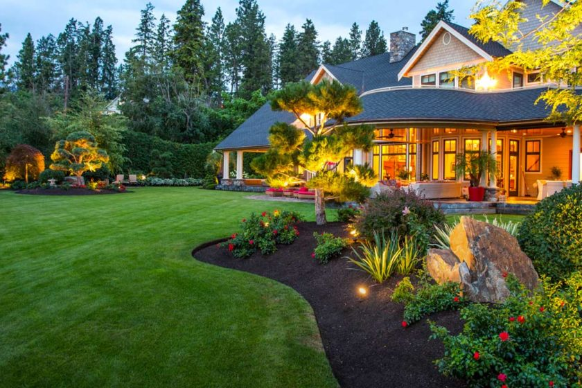 Home Improvement Through Landscaping