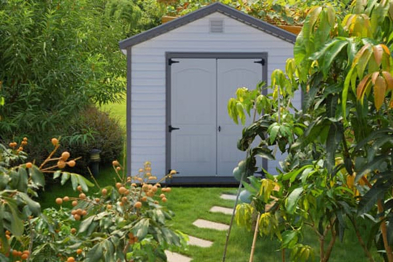Putting A Small Storage Building In Your Backyard