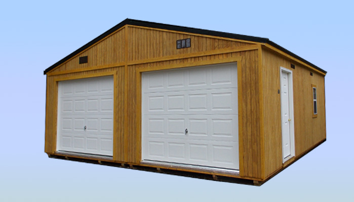 Install A Modular Garage On Your Property Today!