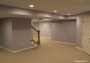 Basement Finishing - The Cost of a Mistake