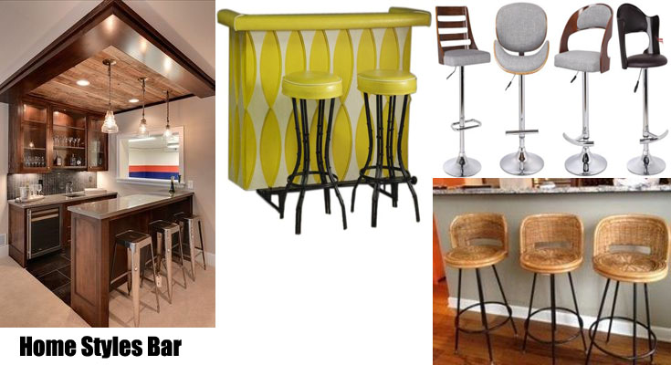 Home Styles Bar and Stool Set - Owner's Pride!