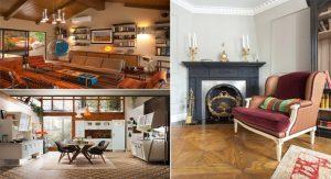 Modern Vintage Style Interior Design