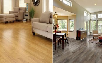 Accent Hardwood Flooring