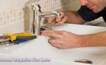 House Repairs For Low